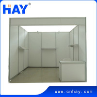 3*3*2.5m standard exhibition booth from original manufacturer in Shanghai