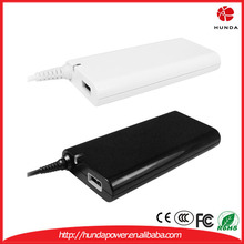 Universal 15-20V 90W Slim Laptop AC Power Adapter/Charger with 12pcs Connectors for Notebooks