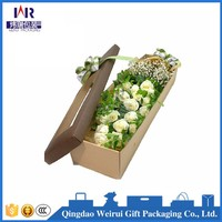 Top Quality Packaging Cardboard Flower Delivery Boxes