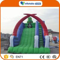 Newest Concept animal inflatable water slide top sale child bouncy inflatable slide