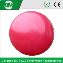 Discount creative popular red plastic ball