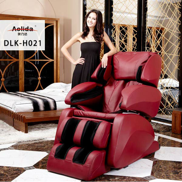 Touch Screen Remote Control Massage Chair DLK-H021