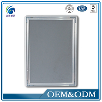 Budget Exhibition and Event Plastic Stand For Picture Frame
