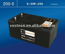 Lead Acid Battery Marine battery 12V