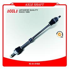 Transmission system meticulous sailor pickup rear drive shaft