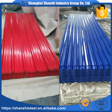China Factory Promotional Color Coating Metal Roofing Residential