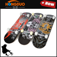 9 Ply China Maple wood skateboard, hig Quality Wood Skateboard