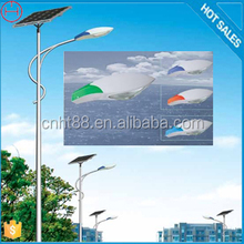 IP65 IP Rating and Street Lights Item Type 45w solar street light with pole price