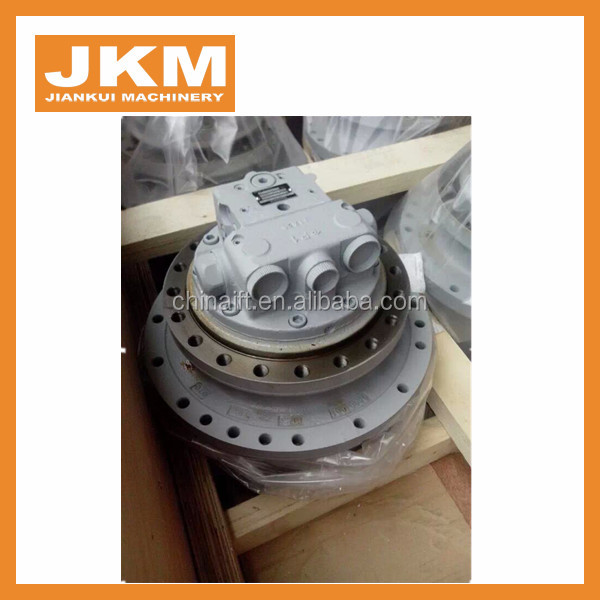 hydraulic motor GM18 final drive travel motor for excavator PC100-6 PC120-6 21Y-60-21221 GM21VA