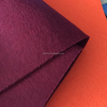 promotional colorful 1mm/3mm polyester felt