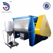 3000L micro ingredient industrial blender machine short mixing time