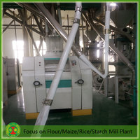 High efficiency Low price flour machinery/roller mill