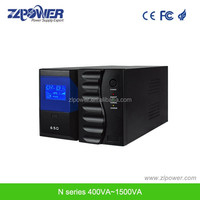 China Factory sale 400-1500W backup UPS for home/office/SME/government