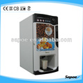 Hot & Cold Auto Coffee Dispenser Coin Operated Machine