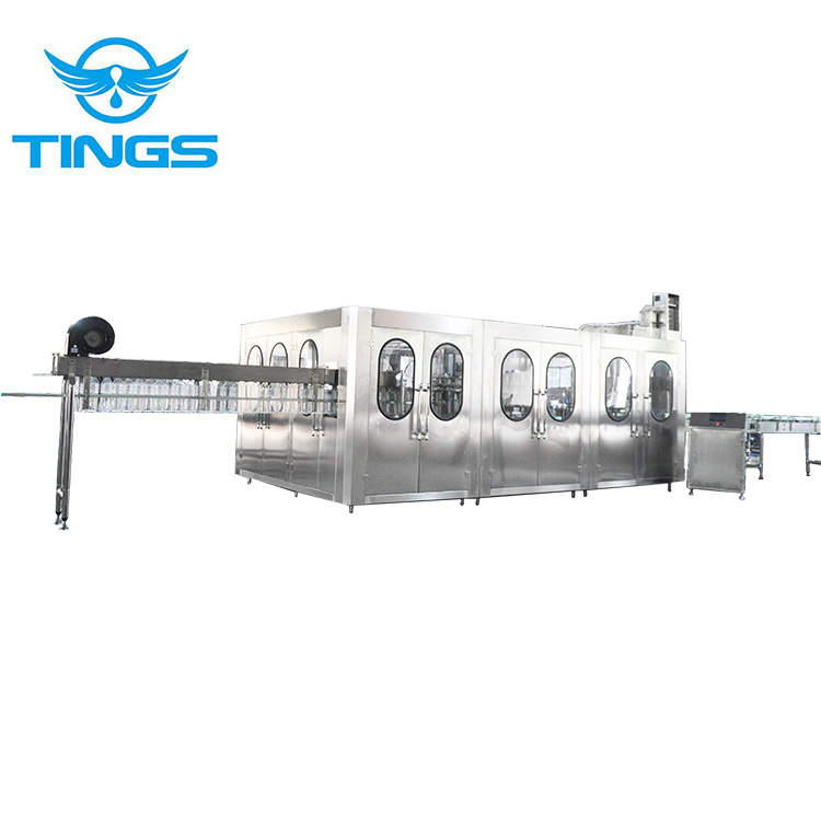 hot sell Product 3-1 Washing Filling Capping Machine/Water Filling Machine Product on Alibaba.com/Drink Water Bottling Machine