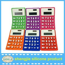 2012 silicone solar energy 8 digits desktop calculator