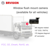 windscreen suction cup car monitor