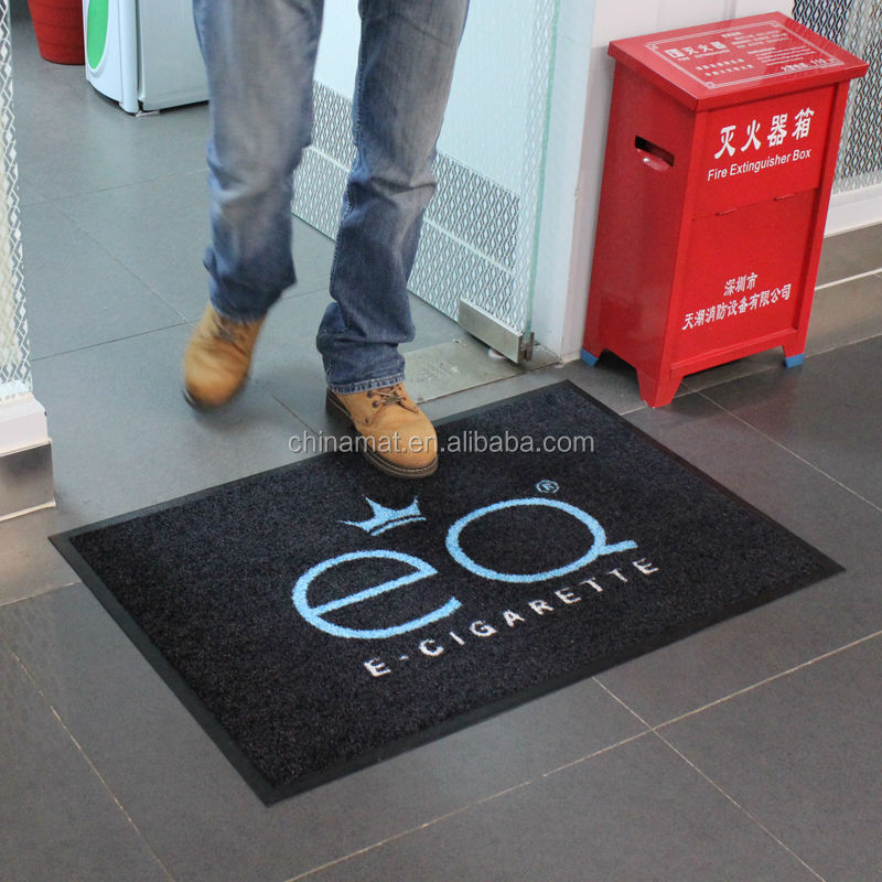 Washable And Large Neoprene Floor Mat