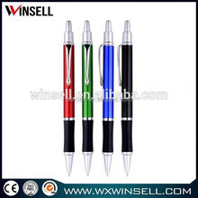 New design lowest price ballpen metal clip