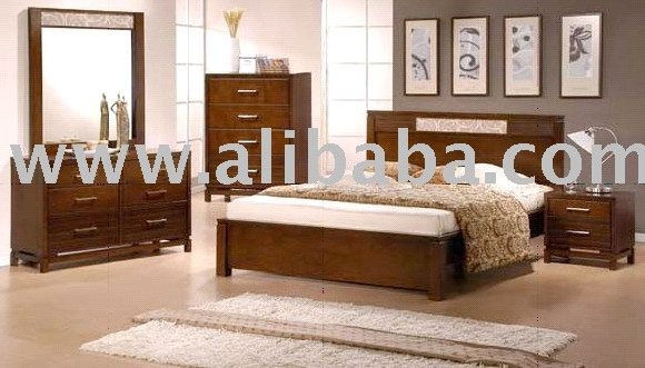 JDB 900A MERCURY BEDROOM SET