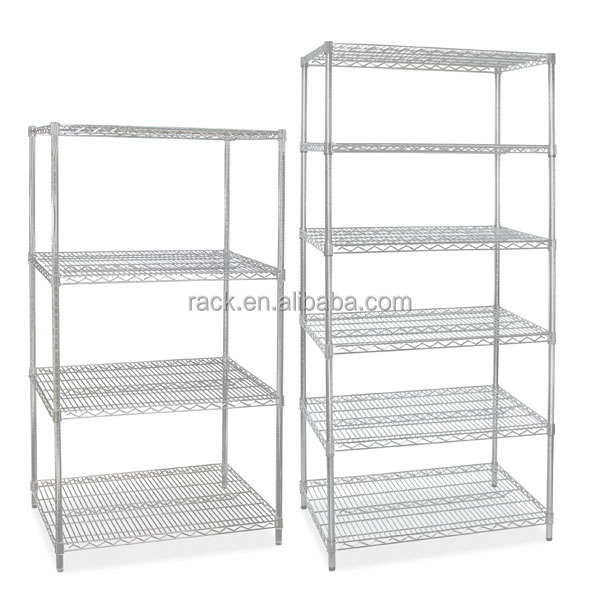 Guangzhou Factory Price 4 Tiers DIY Craft Show Display Shelves,NSF Approval