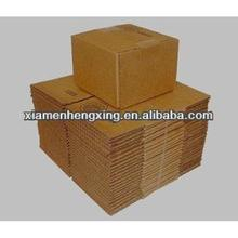 Kraft liner board for e flute corrugated boxes