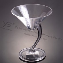 Best selling high quality plastic cocktail cup for sale