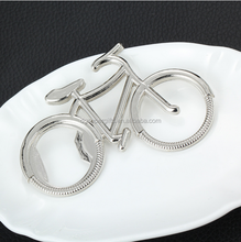 hot selling metal bicycle keychain bottle opener manufacturer