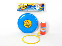 Toys for Kids Plastic Magic Frisbee and Bubble, Bubble toys for wholesale, Outdoor Toys for children, GC005878