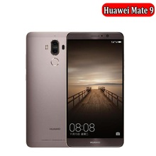 "Original Huawei Mate 9 Mate9 4G LTE Octa Core 6GB RAM 128GB ROM 5.9"" HD Android 7.0 Fingerprint ID 20MP+12MP Camera Cell Phone"