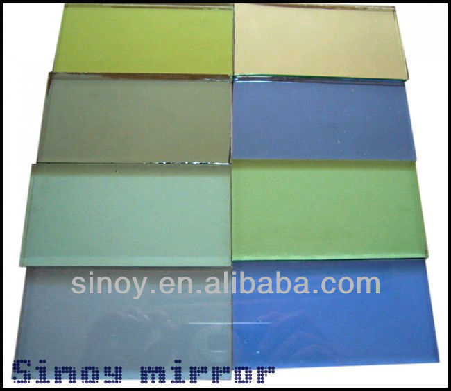 China Manufacturer Wall Decorative Laquered Glass with High Quality