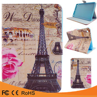 China alibaba colorful drawing pattern pu leather flip cover case for ipad mini 1234
