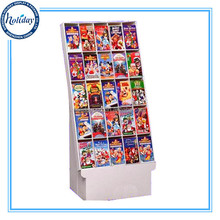 Portable Cardboard Book Display Stands,Cardboard Display Stand Magazines