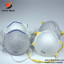 custom respirator single filter 3m 8210 n95 Standard Cup Face Mask