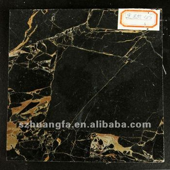 High Quality Black Marble from Chinese Stone Factory