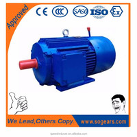 Industrial Mechancial 4pole 1500rpm 100 kw electric motor in stock