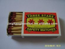 three stars safety match manufacture