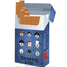 High End Paper Cigarette Case