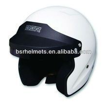 Fashion Open Face helmet for car rally race with SNELL SA2010 standard