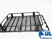 195cm 4X4 roof rack car Car 4wd Luggage Cage Basket Cargo Carrier Box Bar