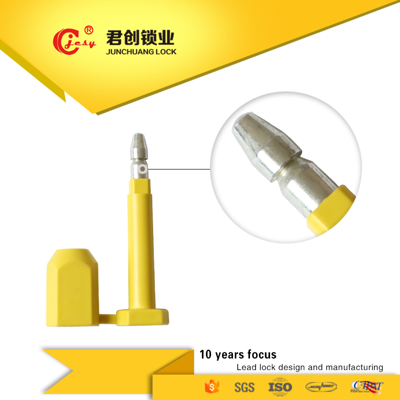 Tamper evident seal for containers china port seal number security seals JCBS604
