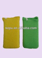 microfiber colourful kitchen cleaning sponge (KP-3349)