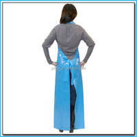 TPU Design Cooking Apron With Sleeves