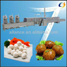 0086 13663826049 Hot selling ! industrial meatball processing line for sale