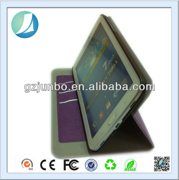 Three Card Slots Leather Case for Samsung Galaxy Tab Pro 8.4