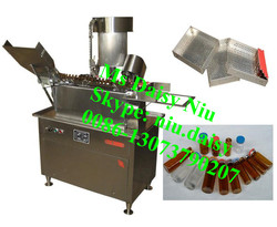 stainless steel oral liquid filling machine/small bottle filling machine/oral solution filling machine