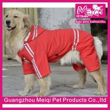 7XL Wholesale Big Pets Raincoats For Large Dogs Clothes