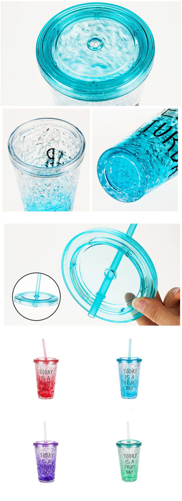 liquid ice freeze cup