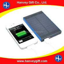 2016 New Products Arrival Power Bank 5000mah Mobile Portable Solar Charger