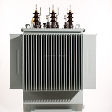 160kVA 35kV / 0.4kV Low and Medium Voltage Power/Electrical Oil immersed Distribution Transformer